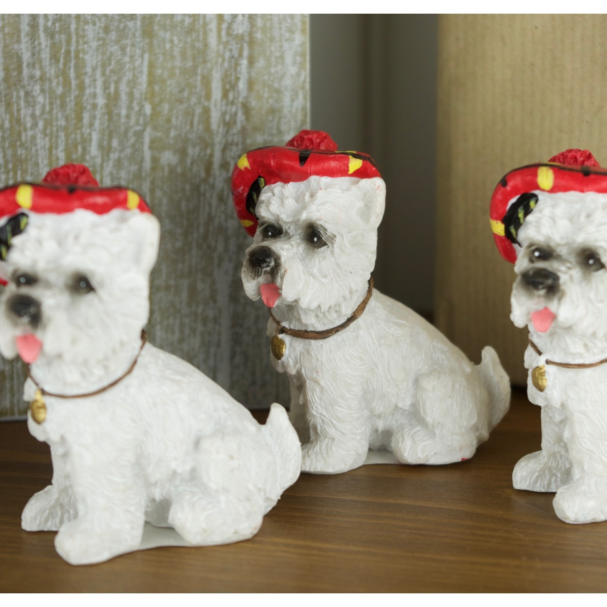 Dog Ornaments By Breed Westie