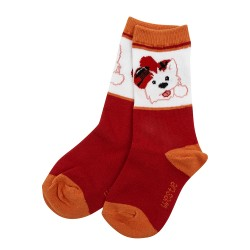 Go Westie Children's Socks