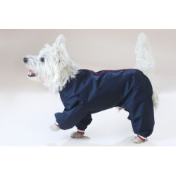 Westie Rain Trouser Suit  By Cosipet