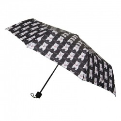 Westie Folding Umbrella - By Signare
