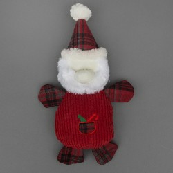 Father Christmas Santa Dog Toy