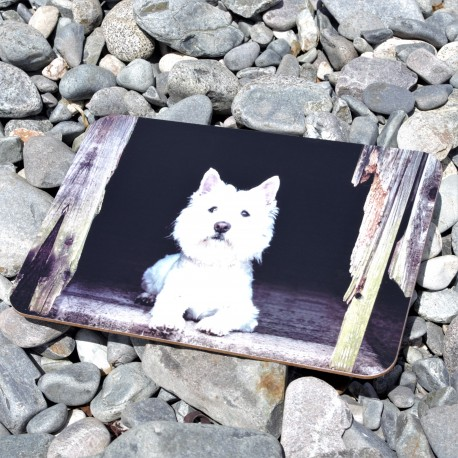Country Westie Placemat