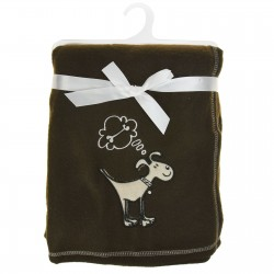 Brown Dog Design Pet Blanket