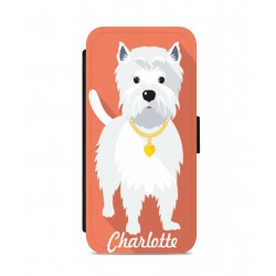 Personalised Westie Phone Case