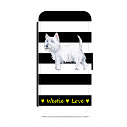 Westie Love Phone Case