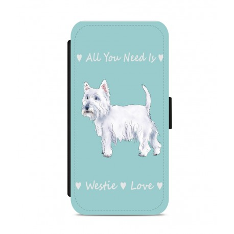All You Need is Westie Love Phone Case