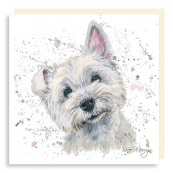 Fergal the Westie Note Cards