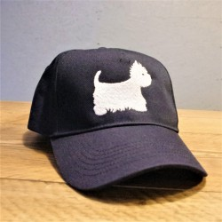 Westie Cap Embroidered
