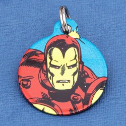 Ironman Dog ID Tag - Small