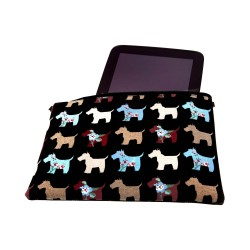 Westie Tablet Cover/ Bag