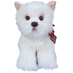 Bonnie Westie Soft Toy