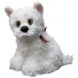 Small Westie Soft Toy