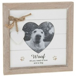 All You Need Is ....A Dog Frame