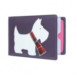 Westie ID Pass Credit Card Holder