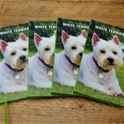 2021 West Highland White Terriers Slim Diary