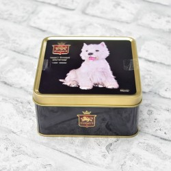 Sitting Westie Luxury Shortbread