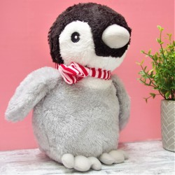 large Penguin Dog Toy