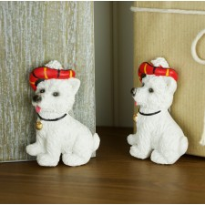 Westie Fridge Magnets
