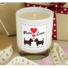 Westie Candles