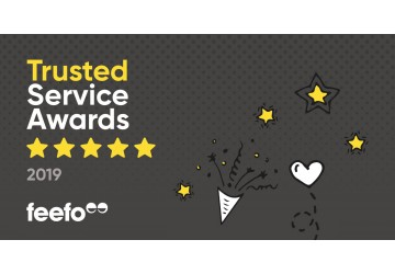 WESTIEGIFTS.COM RECEIVES COVETED FEEFO GOLD TRUSTED SERVICE AWARD 2019