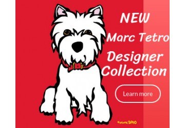 Introducing the Marc Tetro Designer Westie Range