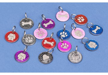 The UK's largest range of Dog Id Tags in Penzance Cornwall