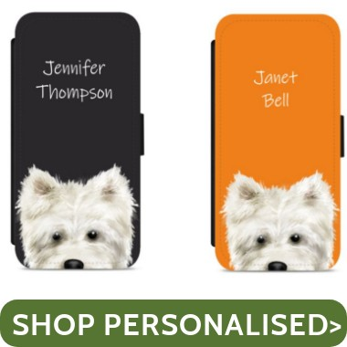 Westie Personalised Gifts